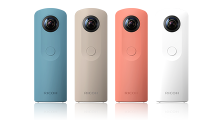 Image result for ricoh theta sc